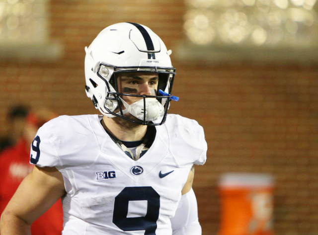 Penn State Football: McSorley And Moorhead Just Fine After Emotional Departure
